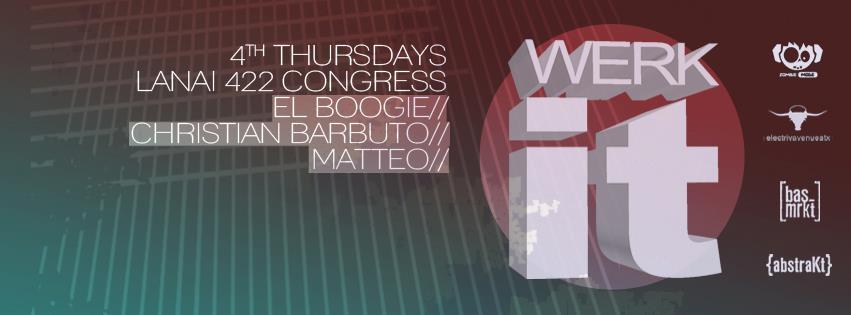 This Thursday at Lanai Rooftop Lounge. Free beats!!!