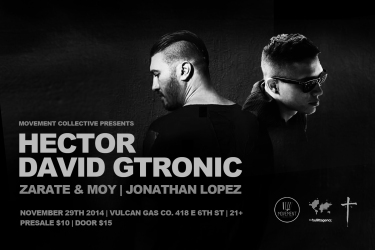 Hector Gtronic movement