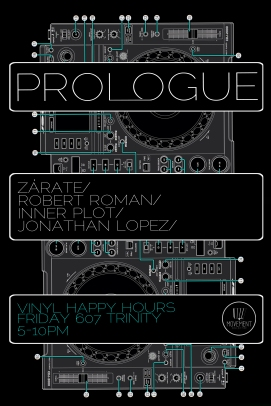 vinyl happy hours prologue