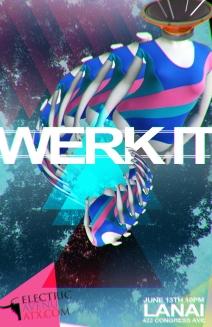 WERK IT ART sm