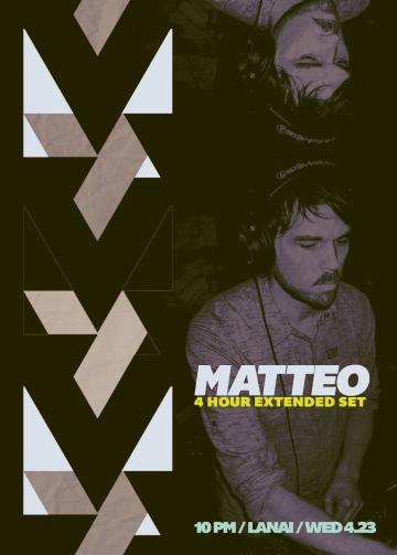 Matteo Thomas lanai
