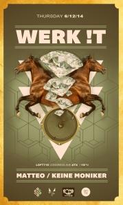 werk it june horse
