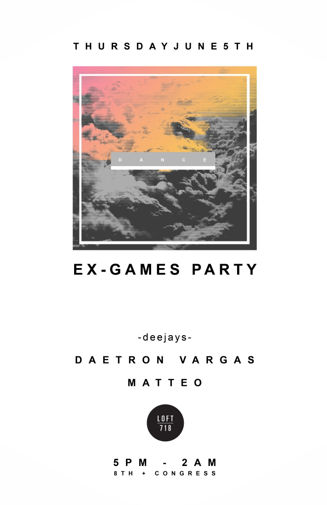 EX - GAMES PARTY